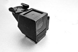 Leica Aufsu waist level finder from the 1930s.